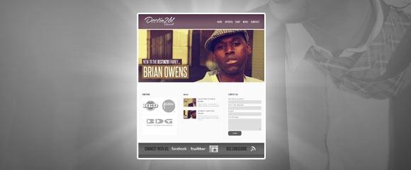 Brand New Website!!!
