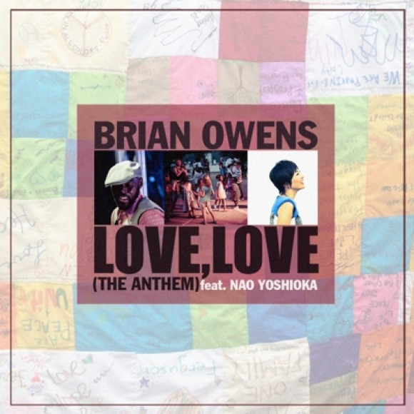 Brian Owens - Love Love (The Anthem) Video Featuring Nao Yoshioka
